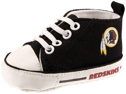Washington Redskins Baby Pre Walker Hightops