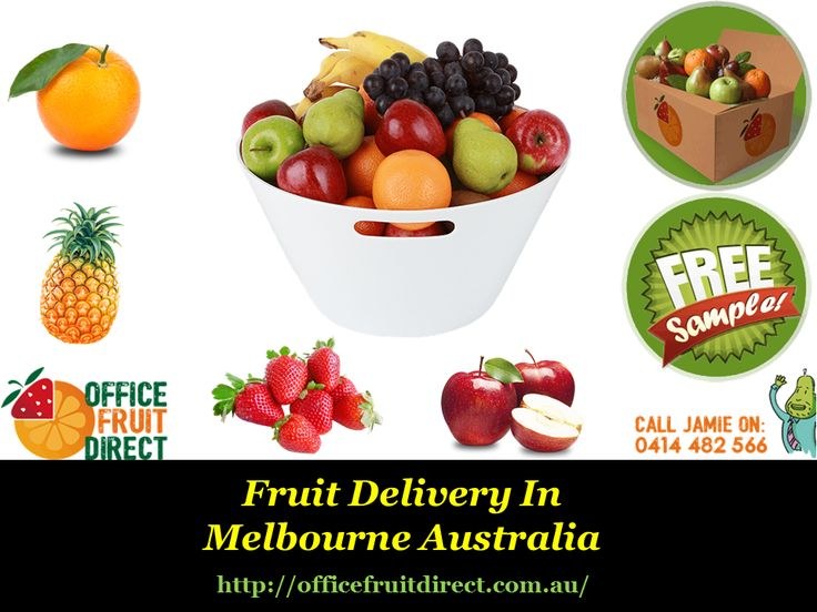 Officefuitdirect provides fresh #fruits at your #work place in #Melbourne Australia in affordable price, visit: http://officefruitdirect.com.au/