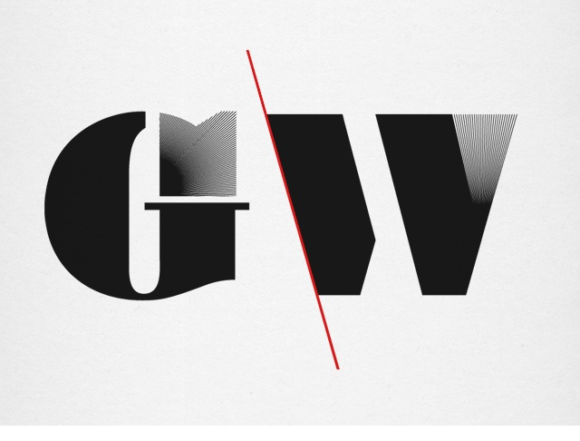 Godfrey/Wiig logo design