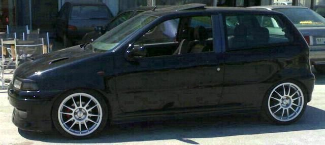 Fiat Punto Gt Turbo Mean machine