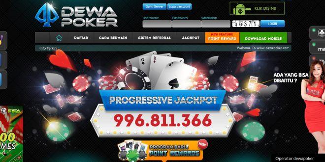 DEWAPOKER – Agen Poker Online,  DominoQQ Terpercaya