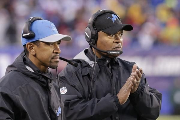 The Sports Xchange The Detroit Lions will keep head coach Jim Caldwell through at least next season.
