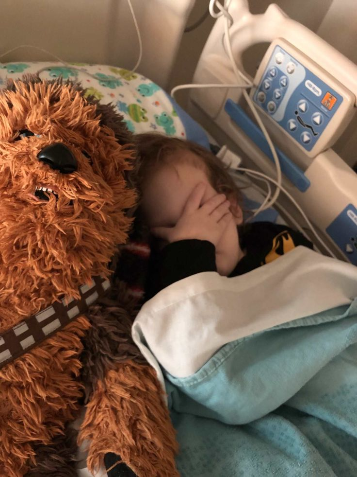 Youngest admitted to the hospital last night. Just found out he has some kind of leukemia. His mom and I are still reeling. #daddy #love #family #dad #daughter #baby