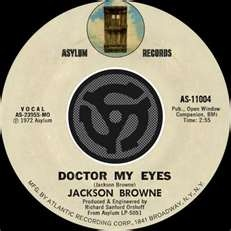 Jackson Browne - Doctor My Eyes 1972