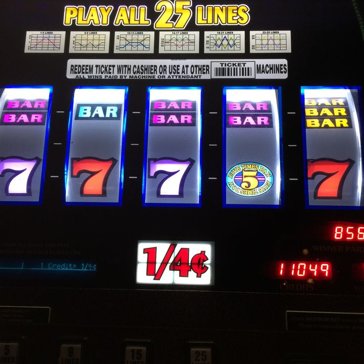 mohegan sun slot machine