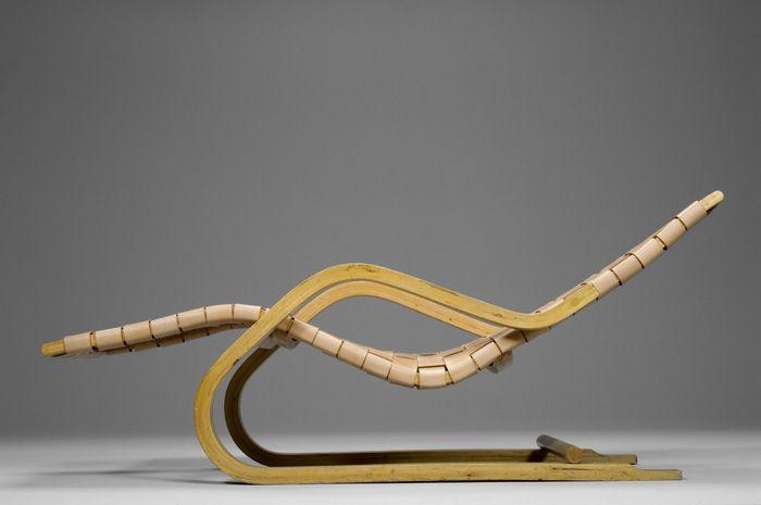 Alvar Aalto Lounge Chair No.43 1936