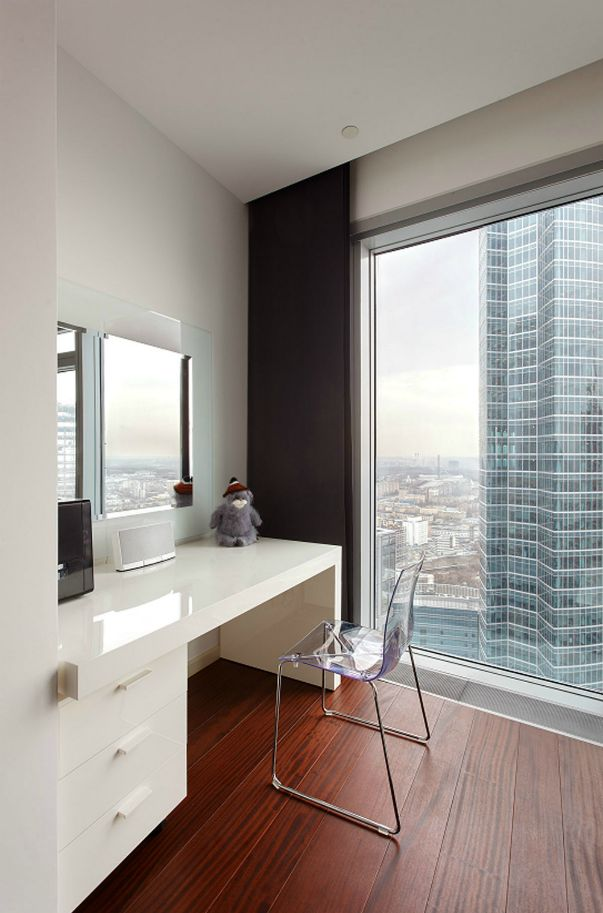 Фото французских панорамных окон до пола в квартире
