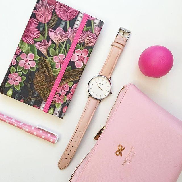 Rózsaszín hangulatban  #cluse #clusewatches