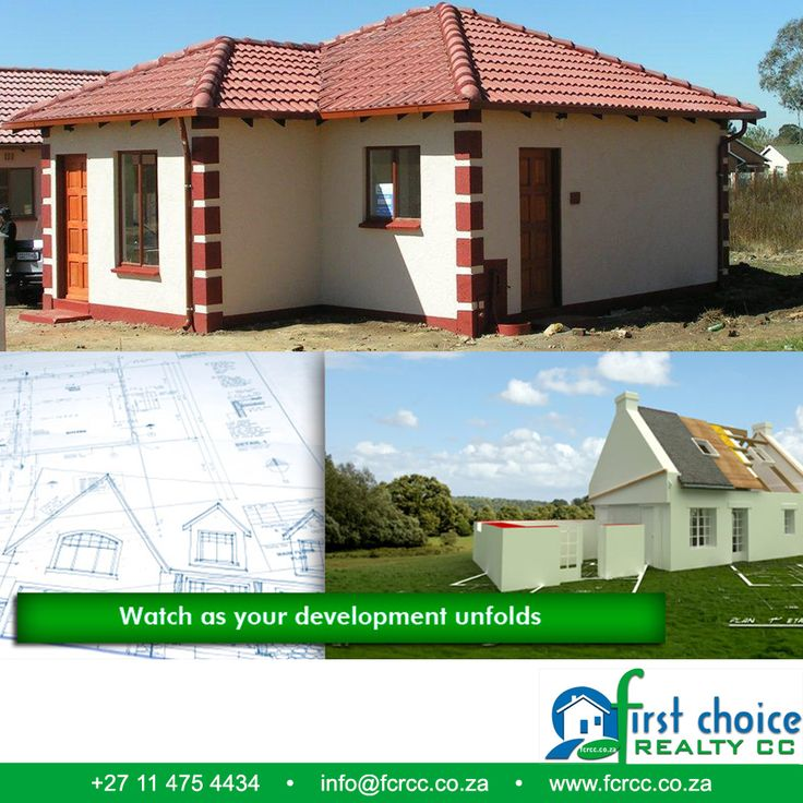 Tuscan Style development by First Choice Realty in #Vanderbijlpark.  A variety of 2 and 3 bedroom plans that caters for the needs of the first time buyer to the extended family that needs more space. Visit our website: http://besociable.link/4g #property #affordablehousing #FCRCC
