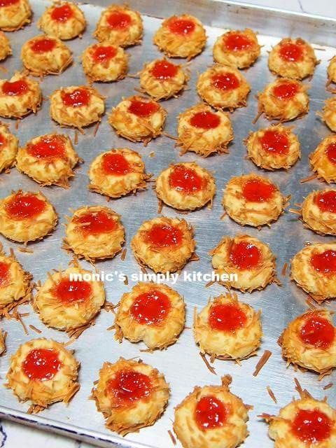 Resep Kue Kering Kurma Dates Cookies Perhitungan Harga Jual Monic S Simply Kitchen Di 2021 Resep Masakan Natal Resep Kue Buah