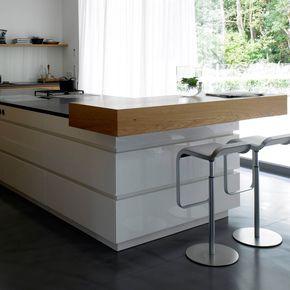 ber ideen zu kochinsel auf pinterest moderne k chen k che mit kochinsel und kuechen. Black Bedroom Furniture Sets. Home Design Ideas