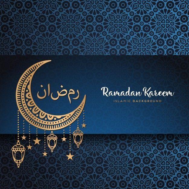 Pin Oleh Ali Paracha Di Ramadan Kareem Kartu Desain Logo Seni