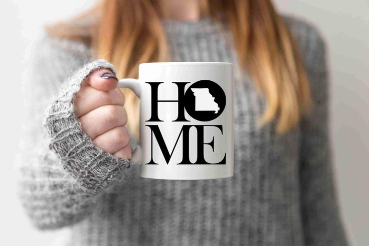 Missouri Mug State Mug Coffee Mug Home Mug Homesick Gift Personalized Mug Custom Mug Missouri Gift Welcome Home Gift Housewarming Gift