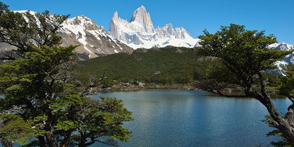 Activities in El Chaltén: self guided and guided treks, organized tours, fishing, birdwatching, mountain bike and more.