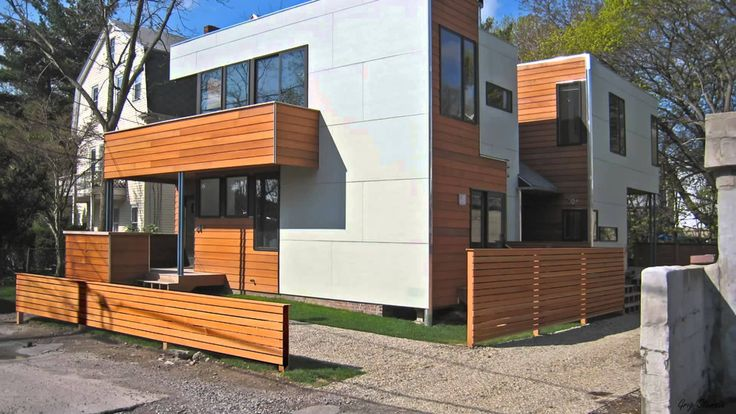 Fiber Cement Siding Right Choice For Modern Homes House