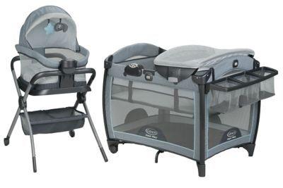 Pack 'n Play® Day2Dream™ Playard & Bedside Sleeper | gracobaby.com