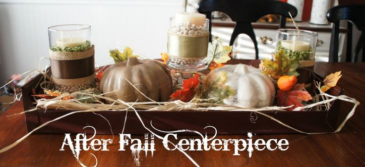 Thanksgiving decorating tips on a budget