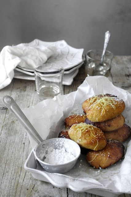 Broas Castelares - Portuguese sweet potato cakes