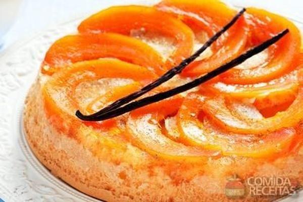Receita de Torta de abóbora simples - Comida e Receitas