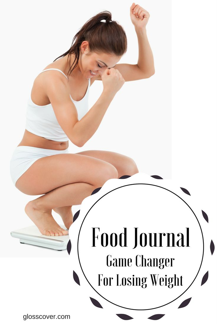 Experts confirm that when you keep a food journal, you will lose double the weight. #weightloss #foodjournal