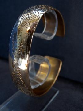 brons bracelet by kalevala koru from finland  soon in the shop:www.charlottsjewelry.com