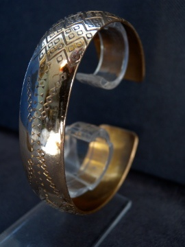 brons bracelet by kalevala koru from finland  soon in the shop:www.charlottsjewelry.com