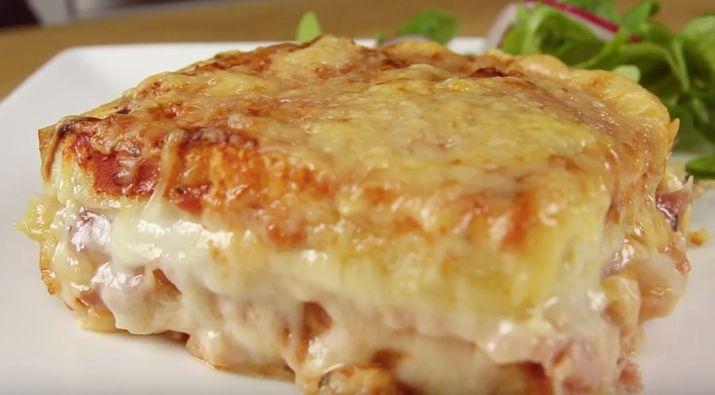 """Pratiques à transporter et savoureuses à manger : découvrez les """"croque lasagnes"""" - La Recette"""
