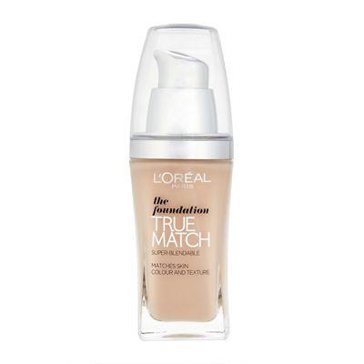 L'Oréal Paris True Match Super-Blendable Perfecting Foundation SPF 17 30ml