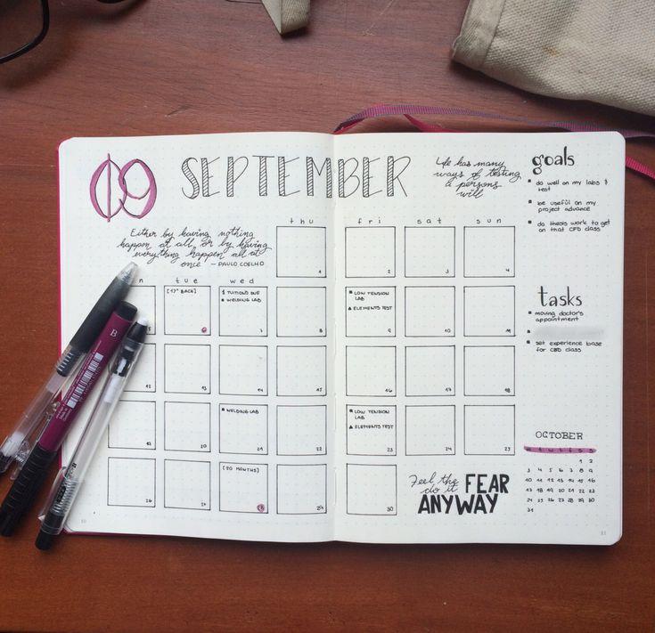 Calendar Ideas Y : Mejores imágenes de calendar planner ideas en