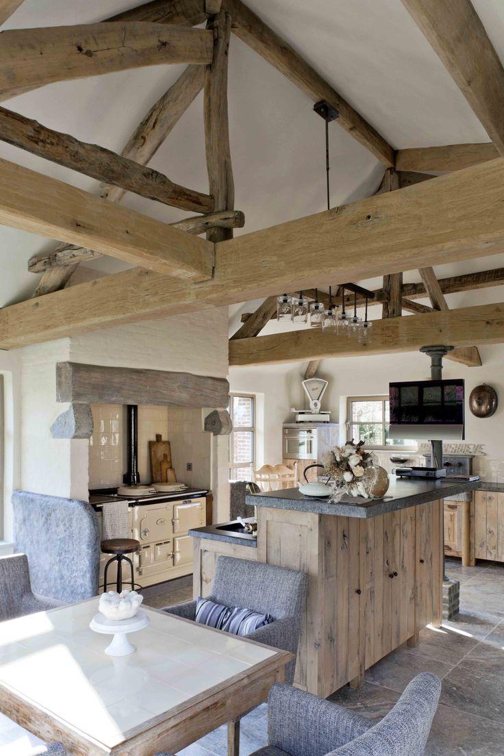 Kitchen by Dirk Cousaert