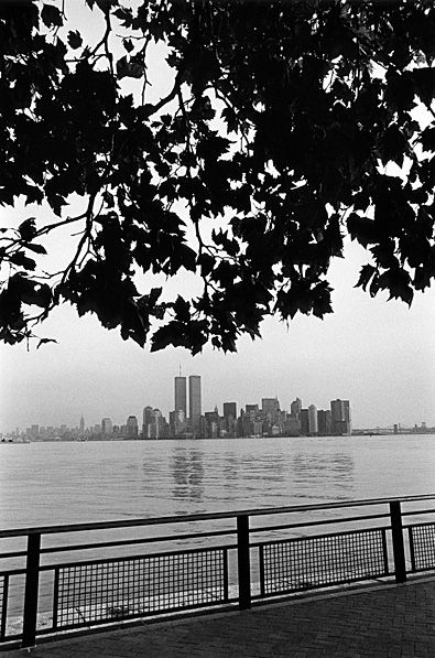 New-York - 1992 © Copyright Jeanloup Sieff