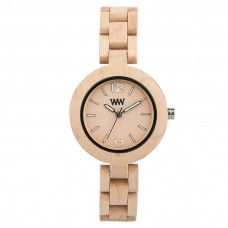 Reloj MIMOSA beige WeWood