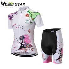 US $23.99 2017 Women's Cycling Jerseys Bike clothing bike bicycle jersey Shorts Sets Team Sportswear Maillot Ropa Ciclismo MTB Top Bottom. Aliexpress product