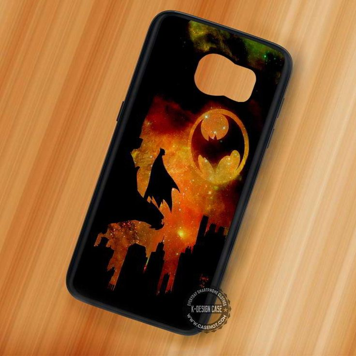 Bat Signal Batman - Samsung Galaxy S7 S6 S5 Note 7 Cases & Covers