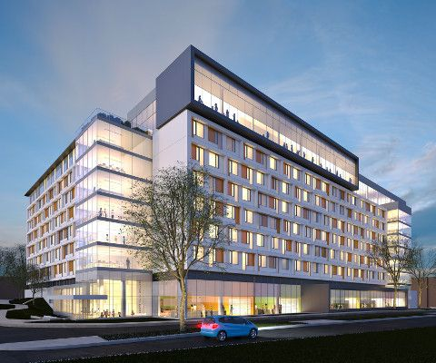 A new $85-million Centennial College Residence and Culinary Arts Centre close to Progress Ave. is scheduled to begin this spring, with occupancy slated for the summer of 2016.