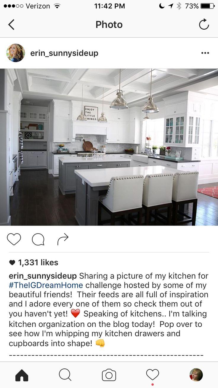 277 best AZ - Kitchen Ideas images on Pinterest | Cherry kitchen ...