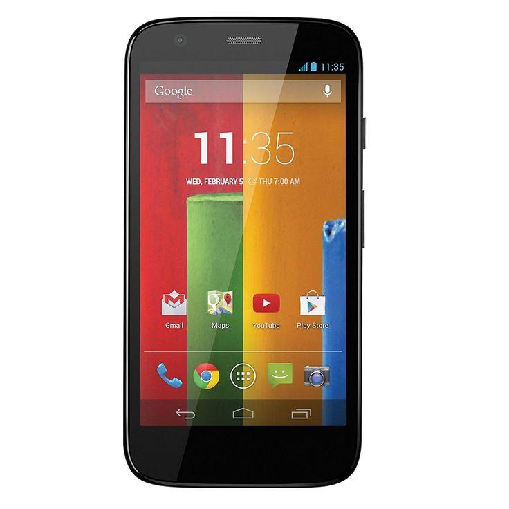"Best Review ""Motorola MOTO G XT1033 8GB Unlocked GSM Dual-SIM Quad-Core Smartphone - Black"" | Price : $204.99"
