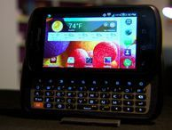 Pantech Marauder is an Android 4.0 keyboard phone for beginners. With two UI modes for those unfamiliar and familiar with Android,  Verizon's Pantech Marauder is a starter 4G LTE handset that's also  equipped with a keyboard.