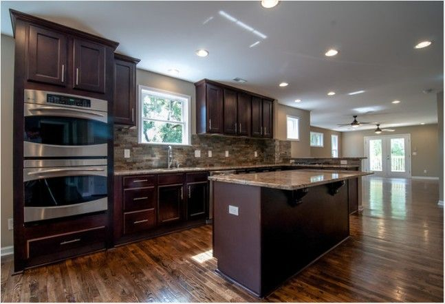 Kitchen Cabinets And Flooring Combinations Kitchen Cabinets And Flooring Traditional Kitchen Cabinets Espresso Kitchen Cabinets