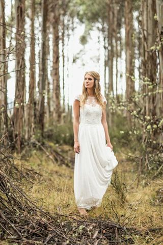 Truly & Madly Blog | Lovely Woodland Inspiration Shoot in Poronui by Rissa Photography
