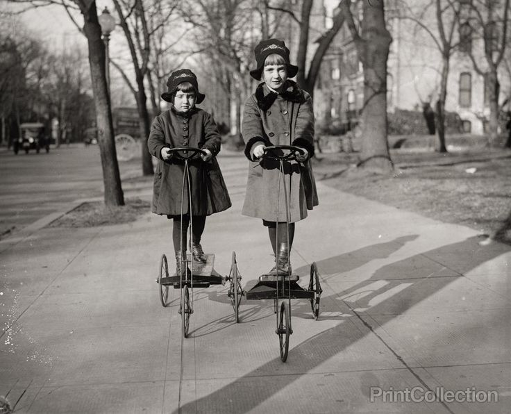 1920S | Kid Street Fun 1920's | PrintCollection
