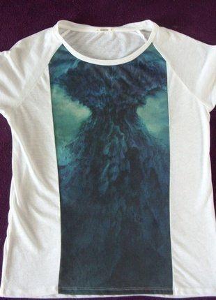 Kup mój przedmiot na #vintedpl http://www.vinted.pl/damska-odziez/koszulki-z-krotkim-rekawem-t-shirty/17033084-bialy-top-medicine