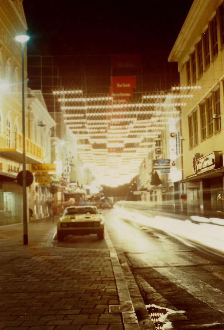 Breedestraat decorations (1978), Breedestraat