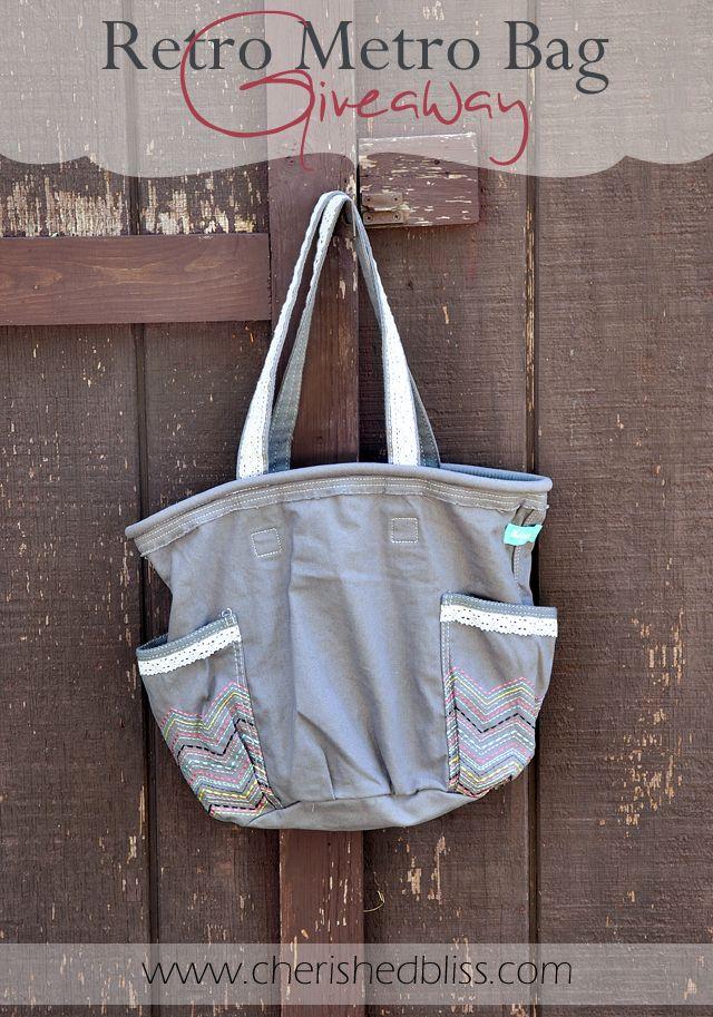 Retro Metro Bag Giveaway