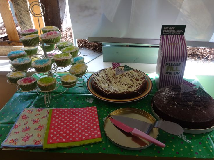 Thank you to our amazing team in Mistral Wallingford, who have raised £70 from their Macmillan coffee morning.The bakes look delicious ladies, hope you saved us a slice!  Mistral Wallingford >  http://www.mistral-online.com/map?branch_select=22