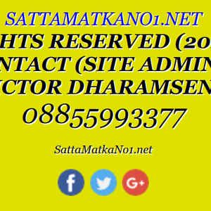 Satta Matka Is Primarily a kind of Gambling That Originated In metropolis, Kalyan, India. we have a tendency to ar World's No.1 Satta Matka Platform wherever You ne'er Have Any Risk Of Loss.http://sattamatkano1.net/