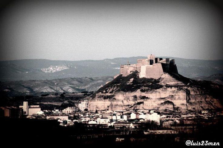 Monzón en Huesca, Aragón
