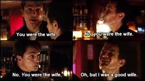 jack & john...who were the wife?