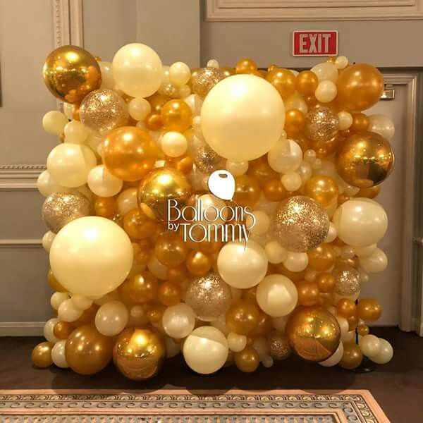 Pin By Puget Sound Balloons On Balloon Wall Balloon Decorations Balloon Wall Balloons
