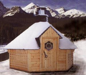 Domki sauny - Polar Products Polska
